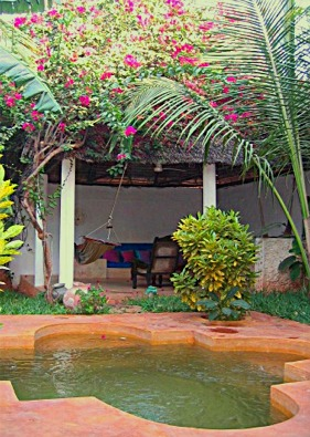 Jasmine House Shela Village Pool Garden